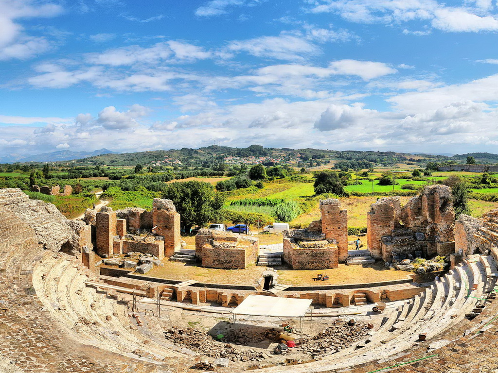 The Ancient Nikopolis