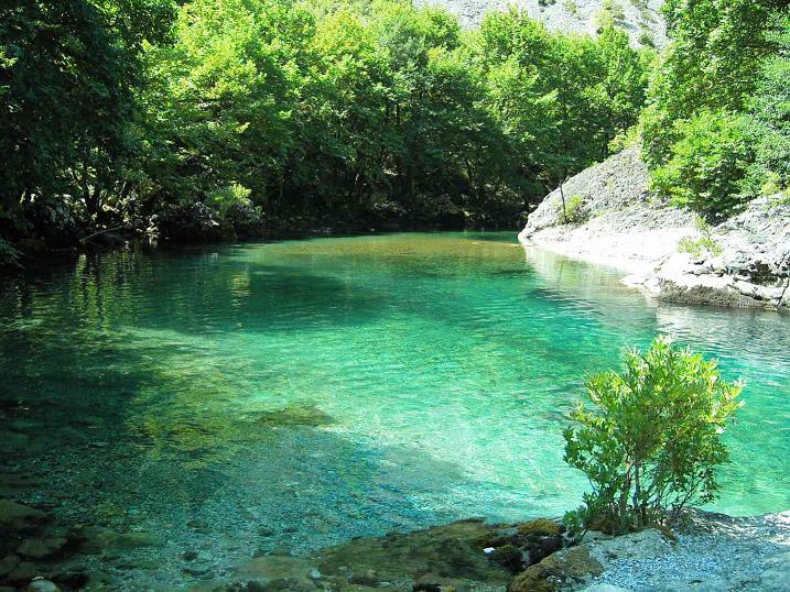 Ποτάμι Αχέροντας
